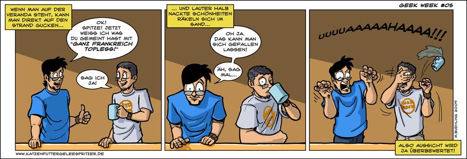Geek Week #05