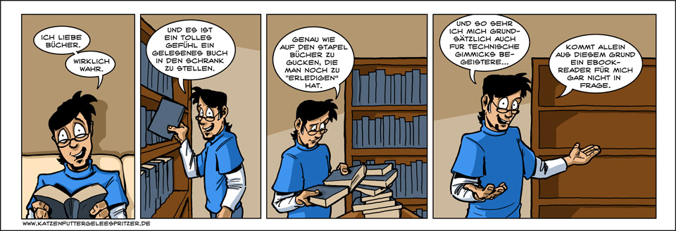 Bücherfan