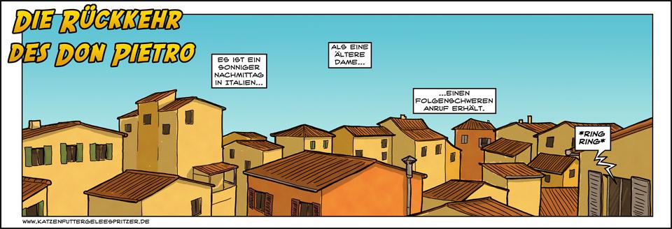Die Rückkehr des Don Pietro