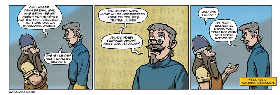 Gert & Grendil #30