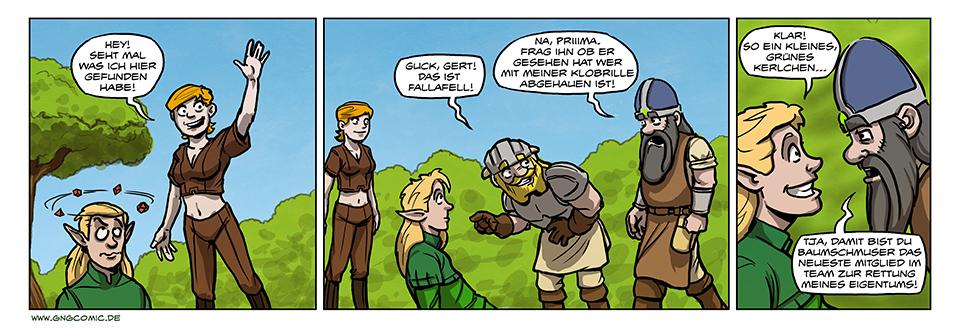 Gert & Grendil #32