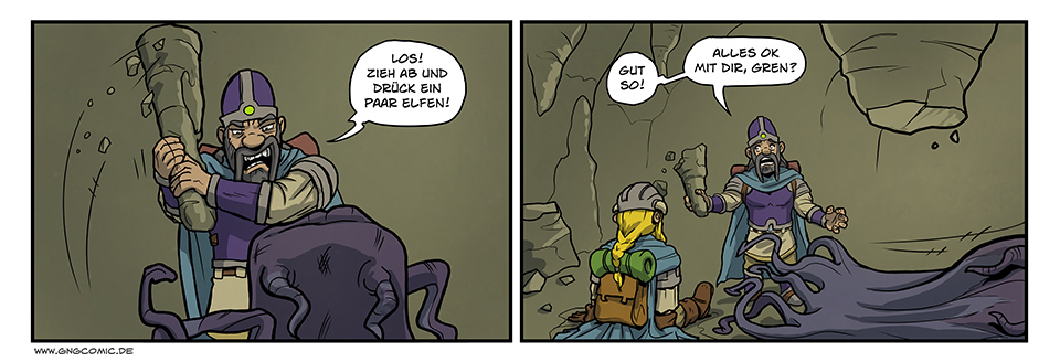 Gert & Grendil #129