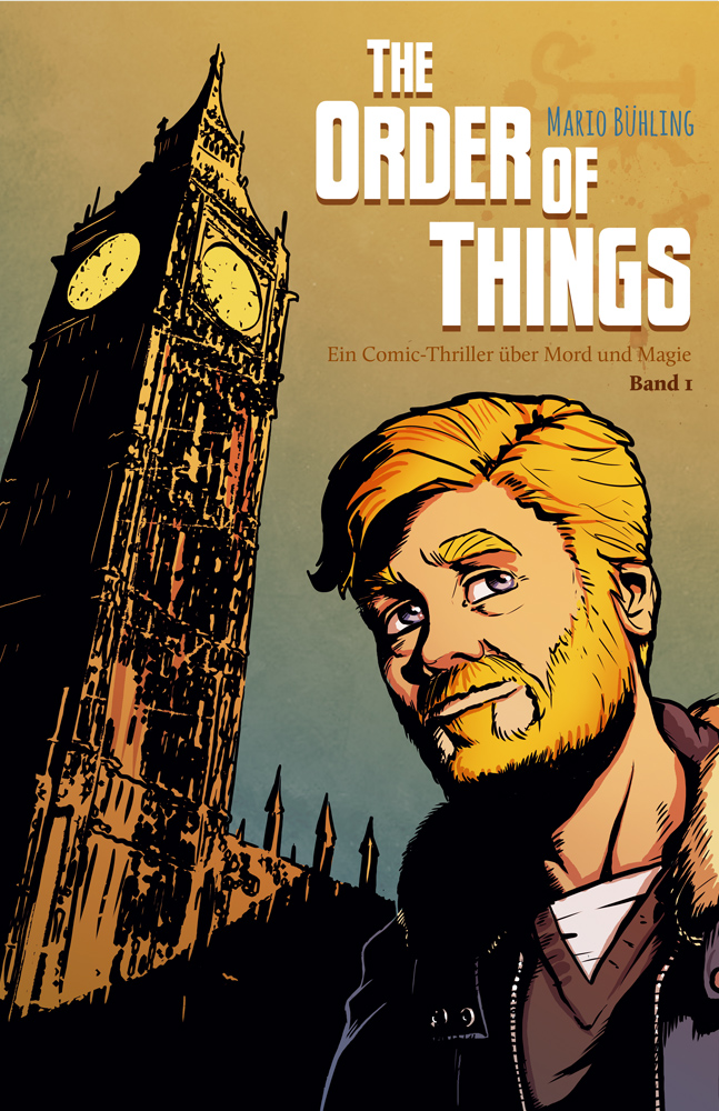 The Order of Things – Cover 1