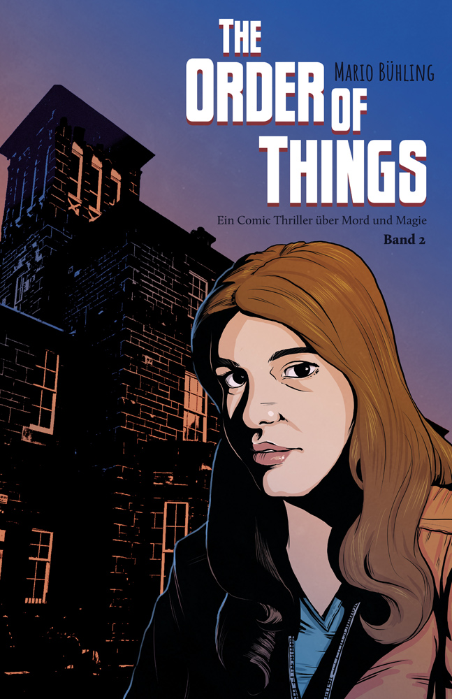 The Order of Things – Cover 2